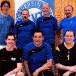 Volleyballturnier in Illingen